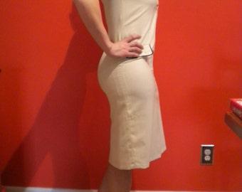 Vintage Dress, off white, EUR size 36 (S)