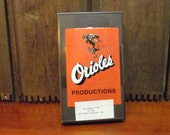 Rick Dempsey and The Invisible Baltimore Orioles Magic Band 1986 VHS
