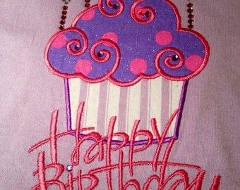 Girls 4th Birthday Shirt ONLY