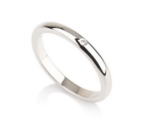 Items similar to Purity Ring, 925 Sterling Silver Promise Ring, Couples Ring ,Wedding Bands ...