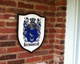 Family Crest /  Coat of Arms