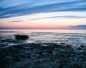 Cape Cod Photography, cape cod decor, cape cod art, ocean decor, ocean art, ocean photograph, beach decor, beach art, sunset photo, 8x10,5x7