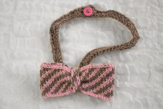 Knitting Pattern Adjustable Headband : KNITTING PATTERN, Girls Headband Pattern, Bow Headband ...