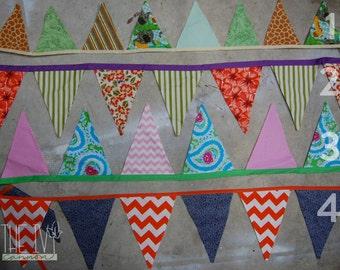 Fabric Buntings