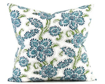 Outdoor Pillow Cover, 12x18 Pillow Cover, Lumbar Decorative Pillows, Summer Outdoor Lake House Pool Decor, Riley Oxford