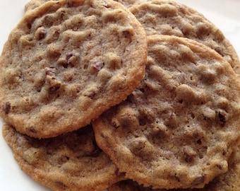 Chocolate Chip Espresso Cookies - Cookies