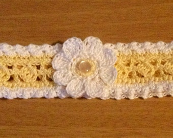 Adorable Flower Headband