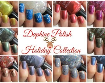 The Holiday Collection Mix & Match 5 Colors - full size