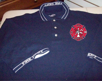 Civil Service Personalized Specialty Polos