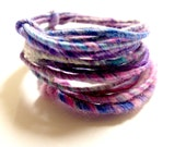 Purple Jewels WoolyWire - 36 inches