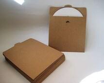 20pcs - Kraft paper CD DVD Envelope Sleeve (Insert) *PS001*