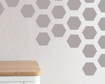 Honeycomb  - WALL DECAL