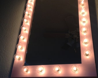 Popular Items For Light Up Mirror On Etsy