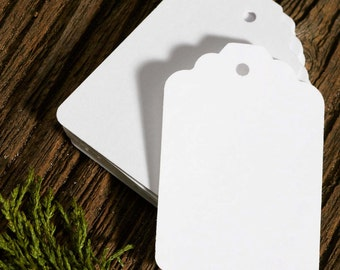 Small Paper Tags . Hang Tags. Paper Tags. Gift Tags. Labels . Tags . White Paper Tags . Invite Tags . Cream Paper Tags
