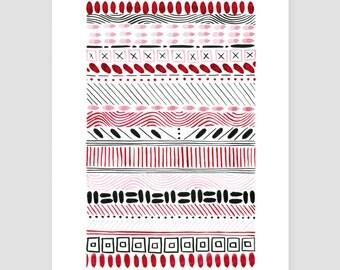 "Art print ""folklore No.15"""