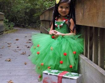 Christmas Tree, O Christmas Tree Tutu Dress