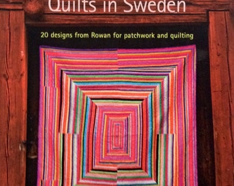 Quilts in Sweden - Kaffe Fassett