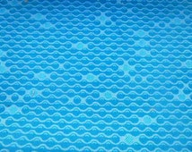"CLEARANCE: One metre of Retro ""Bubbles""  Wool Upholstery  Fabric - 145 cms wide - Approx 500 gsm"