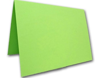 Light Lime Place Cards 25 pack