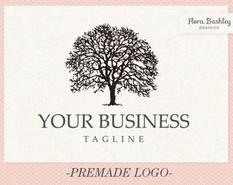Custom Logo Design and Watermark - Premade  FB059