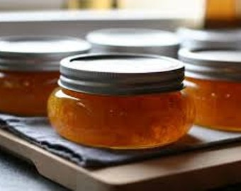 Old Fashioned Southern Made Fruit Preserves