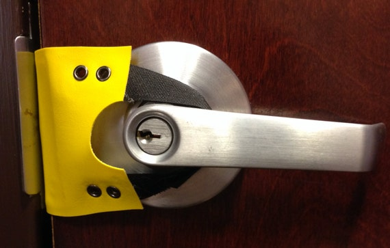 Class Doorman Lock Cover Helps Lockdown Safety And Limits
