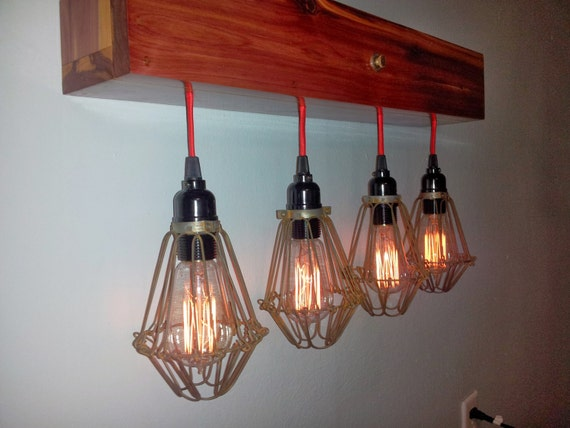 vintage style vanity wall light with edison bulbs included. Black Bedroom Furniture Sets. Home Design Ideas