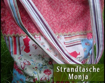 Nähanleitung patchwork bag