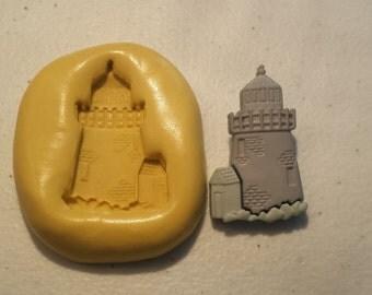 Lighthouse Flexible Silicone Mold