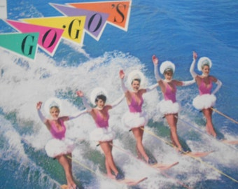 The Gogo's - Vacation - vinyl record