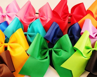 """3"""" Solid Color Bows"""