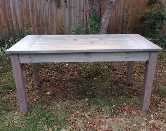 Farmhouse Table / Harvest Table / Farm Table
