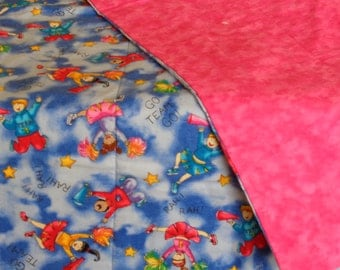 Cheerleader Comforter