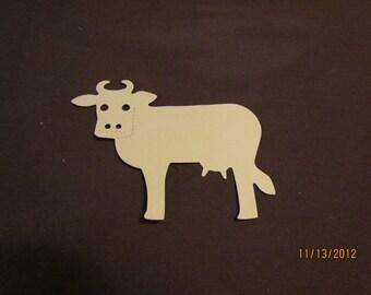 cow die cuts
