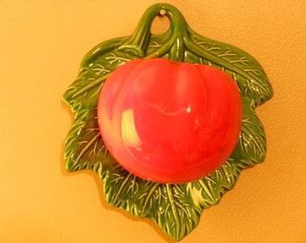 Red Juicy Tomato by Kato Kogei (Japan 1980's)
