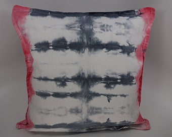 """Hand dyed Pillow Case - 20""""x20"""""""