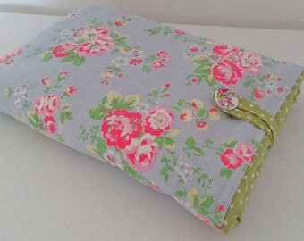 Love Roses! iPad Pro Air Mini / Kindle HD Fire / Samsung Tablet case / cover / sleeve in Cath Kidston fabric