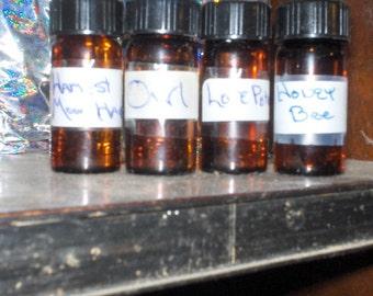 Chocolate Oil. 2 dram vial.