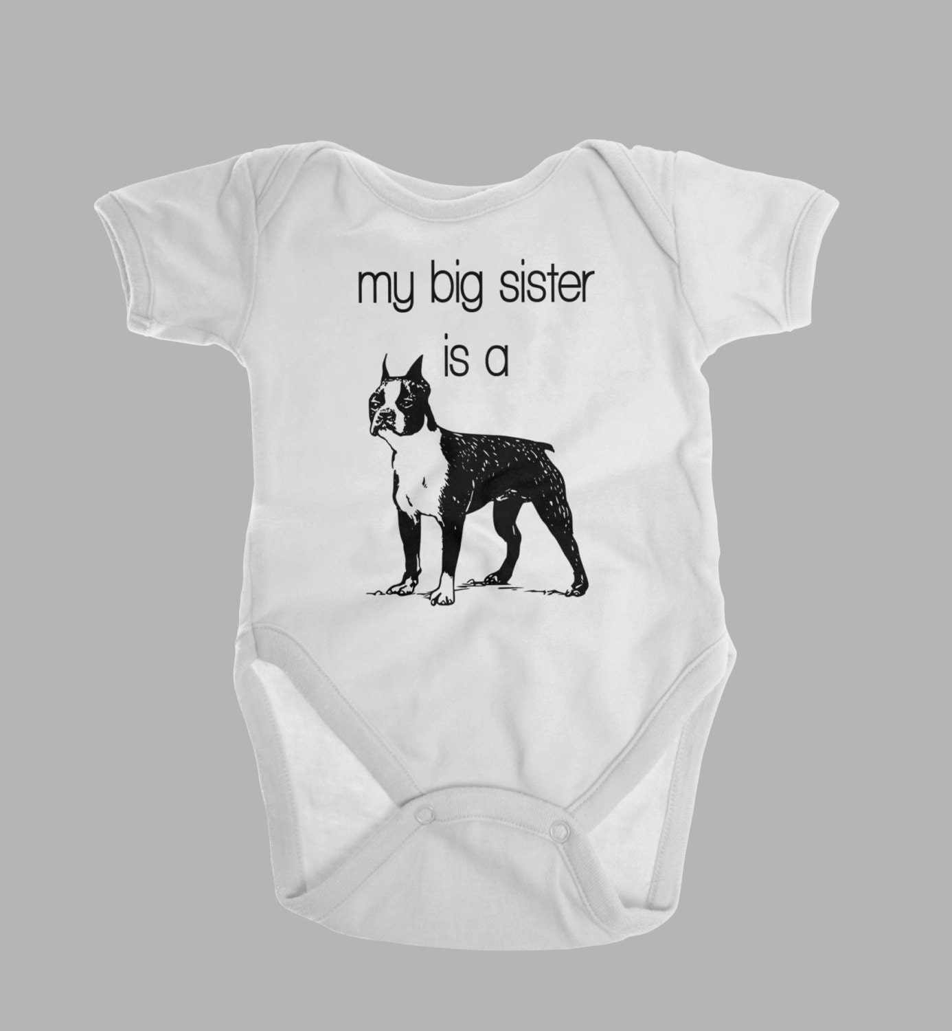 Boston terrier baby clothes dog baby clothes dog and by emeejoco