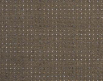 100% Cotton Dot Pattern Checkered Fabric (EY20024-B)