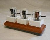 Custom Solid Wood Phono Cartridge Headshell Holder for Turntable