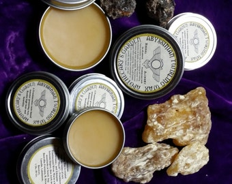 Abyssinian Twirling Wax. A Superb moustache styling wax