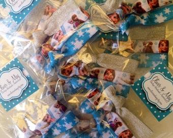 15 Packs Birthday Party Favor Packs FOE Elastic Hair Ties