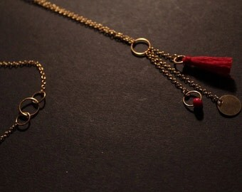 The dream of Chantal trap necklace