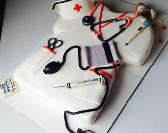 Nurse Cake Kit