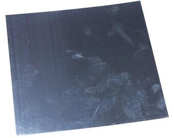 "Nickel Silver Sheet 20ga 6"" x 6"" 0.81mm Thick  (NS20-6)"
