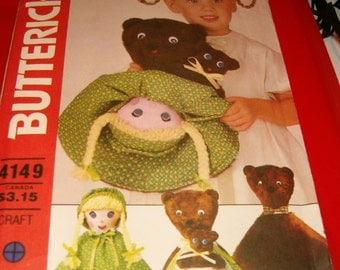 Knitting Pattern For Upside Down Doll : Popular items for upside down doll on Etsy
