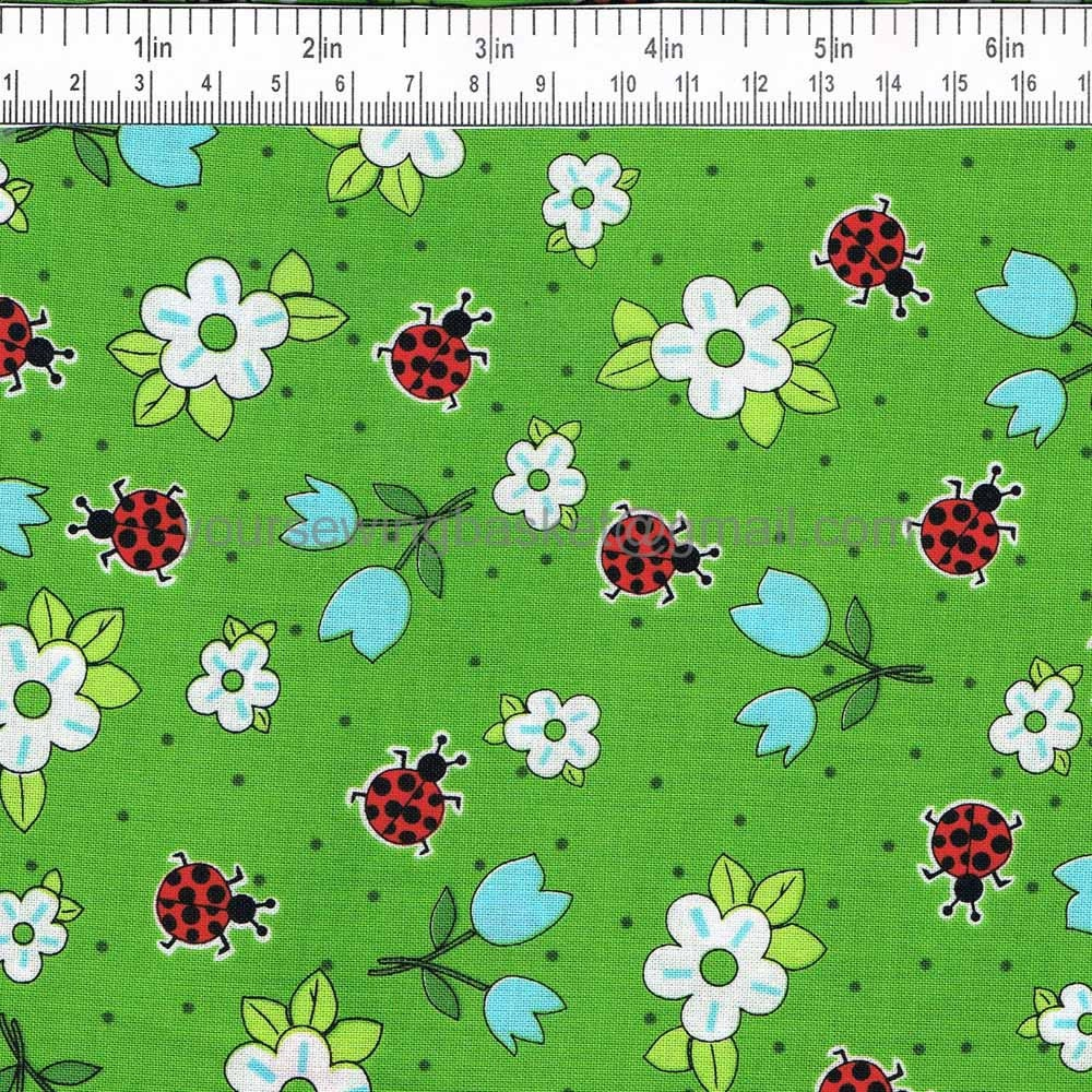 quilt fabric sale ladybug fabric sale bug fabric
