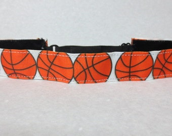No slip headband - Basketball Print