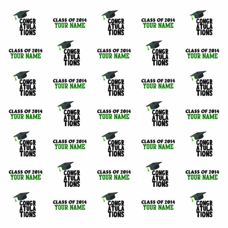 graduation step and repeat backdrop fast turnaround high. Black Bedroom Furniture Sets. Home Design Ideas